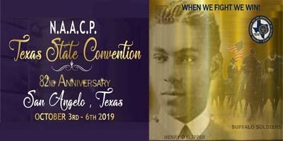 NAACP TEXAS STATE CONVENTION