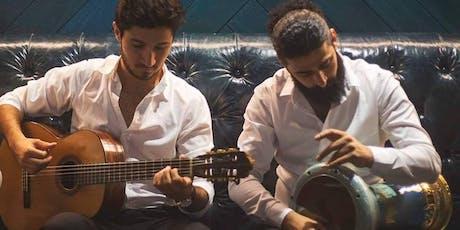 SAMSARA presents Atif Badria & Sako Dermenjian tickets