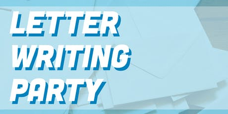 No New Jails Letter Writing Party and Zine Vol.II Launch tickets