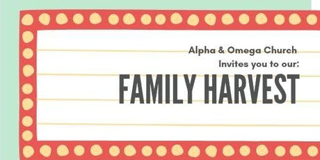 Family Harvest tickets