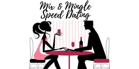 Mix & Mingle: Speed Dating Edition tickets