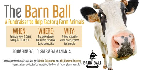 The Barn Ball! tickets