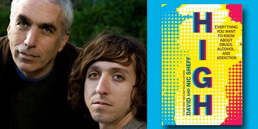 Marin Healthy Youth Partnerships Presents: An Evening with David and Nic Sheff
