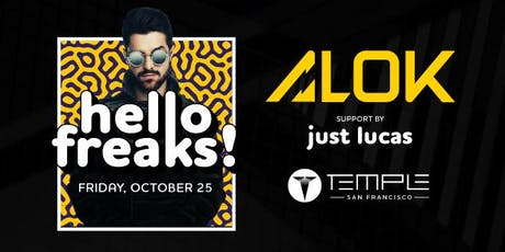 Alok tickets