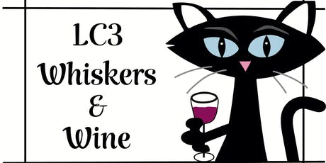 Whiskers & Wine 2019 tickets