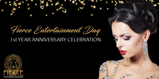 Fierce Entertainment Day: 1st Year Anniversary Celebration