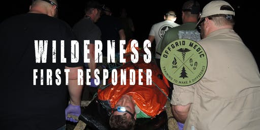 Wilderness First Responder with Offgrid Medic