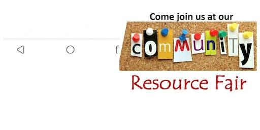 Community resource & Job fair