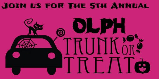 OLPH Trunk-or-Treat 2019