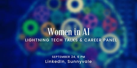 Women in AI Tech Event at LinkedIn tickets