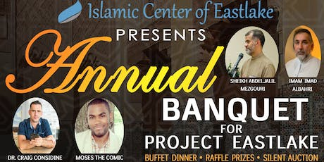 Project Eastlake Fundraising Banquet tickets