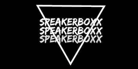 Speakerboxx 2.0 tickets