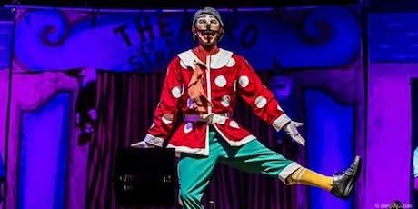 MAIS DE 50% DE DESCONTO! Pinocchio – Uma aventura teatral mágica no Teatro Fernando Torres ingressos