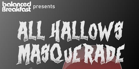 All Hallows Masquerade tickets