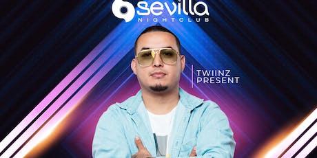 FRIDAY NIGHT with DJ YOUNG O  | Sevilla San Diego tickets