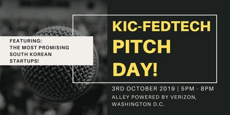 KIC-FedTech Accelerator Pitch Day! tickets