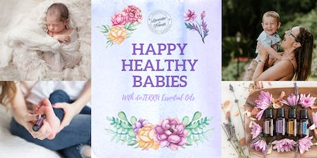 Happy Healthy Babies Protocol ONLINE EVENT tickets