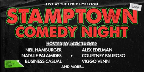 Stamptown Comedy Night tickets
