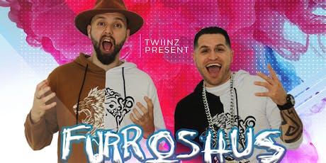 FRIDAY NIGHT with FURROSHUS X Q DA HYPE | Sevilla San Diego tickets