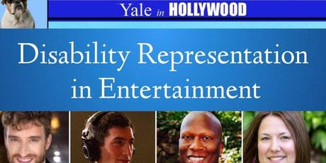 Yale in Hollywood - Disability Representation in Entertainment tickets