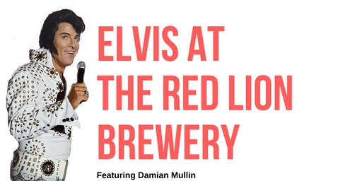 Elvis at the Red Lion