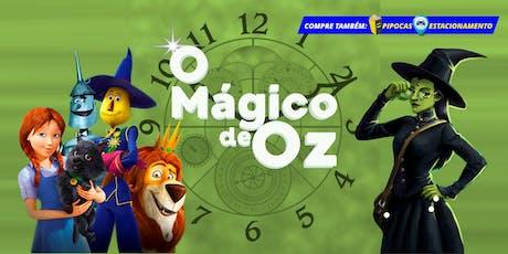 DESCONTO! O Mágico de Oz no Teatro BTC ingressos