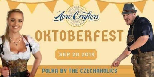 2nd Annual Oktoberfest at Aero Crafters!