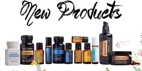 DōTERRA New Product Reveal! tickets
