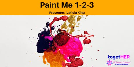 Paint with Me 1-2-3 tickets