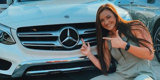 RVP Haley Henderson Benz Bash!!!!