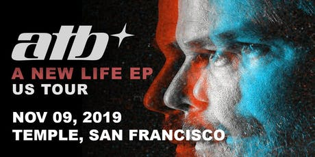 ATB - A New Life EP US Tour tickets