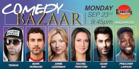Preacher Lawson, Rachel Feinstein, and more - Comedy Bazaar! tickets