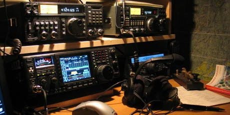 CRARC Amateur Radio Foundation Licence Course March 2020 tickets