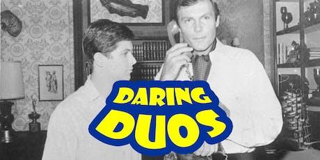 Daring Duos: Improv Comedy Teams of Two! tickets