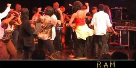 RAM Port Au Prince, Haiti 10 Piece Band - Wed Oct 9 - 7:30 PM $ 10 Tickets  tickets