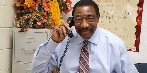 Mr. Thomas Johnson's Retirement Celebration