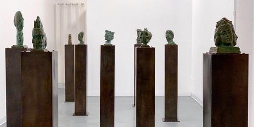 Artist Talk with sculptor, Rob Neilson at the Frank Juarez Gallery