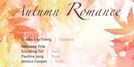 Autumn Romance tickets
