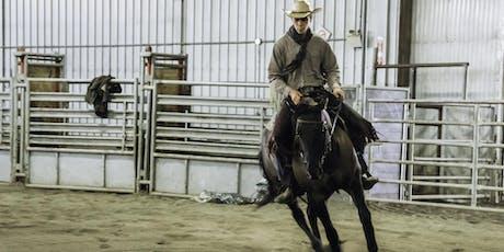 Joel Lybbert Horsemanship Clinic tickets