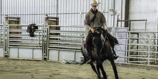 Joel Lybbert Horsemanship Clinic