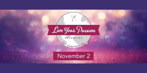 Live Your Passion - Young Living Rally