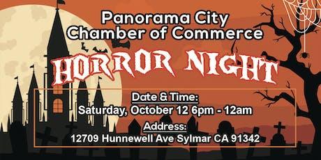 Panorama Chamber Horror Night tickets