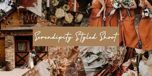 Wedding Styled Shoot at Serendipity Garden Weddings