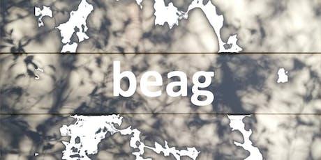 "Piwaka - ""beag"" EP Release tickets"