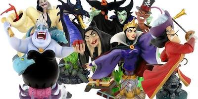 Disney Villains Paint Night
