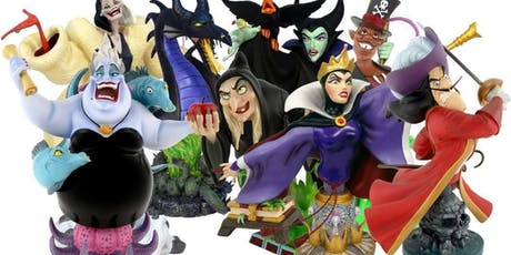 Disney Villains Paint Night tickets