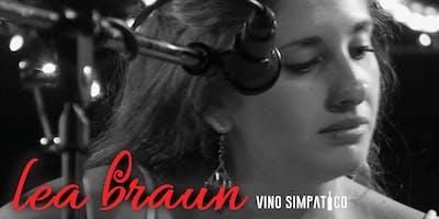 LEA BRAUN LIVE @ VINO SIMPATICO
