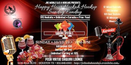 Hookah  2ND SUNDAY tickets