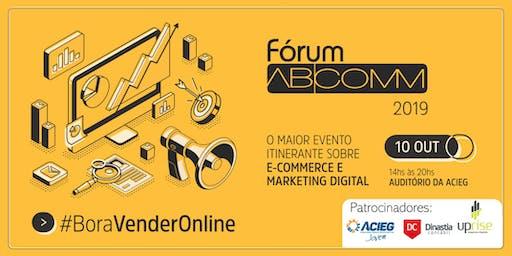 Fórum ABCOMM 2019 - Goiânia