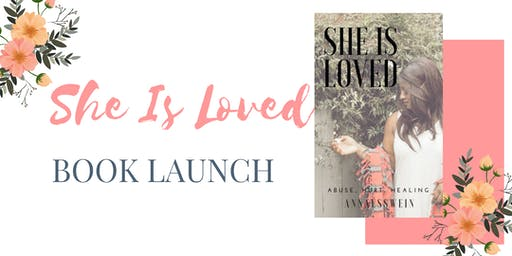 She Is Loved Book Launch